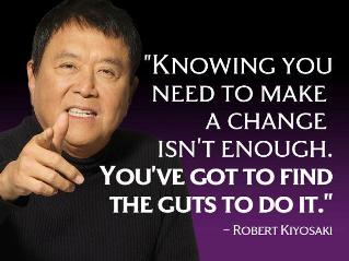 Kiyosaki Robert quotes - The size of your success is measured by ...