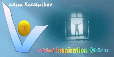 Vadim Kotelnikov - Chief Inspiration Officers (CIO)