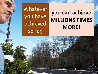Vadim Kotelnikov advice quotes You can achieve millions times more Stretch Yourself!